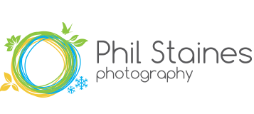 Phil Staines Photography logo